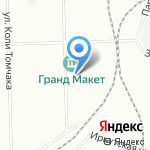 Лонца на карте Санкт-Петербурга