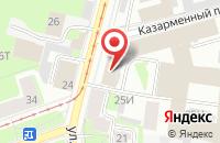 Схема проезда до компании Ассоциация медицинского права Санкт-Петербурга в Санкт-Петербурге