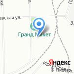 Бикмаркет на карте Санкт-Петербурга