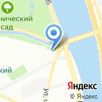 НИИ кораблестроения и вооружения ВМФ на карте Санкт-Петербурга