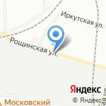 Про100 на карте Санкт-Петербурга