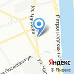 ФКП Росреестра на карте Санкт-Петербурга