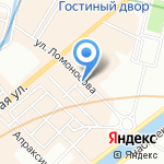 Номера на карте Санкт-Петербурга