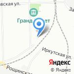 Кайман на карте Санкт-Петербурга