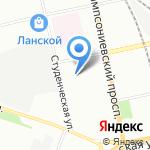 Идеи & Решения на карте Санкт-Петербурга
