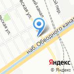 Hoku Mei Kan на карте Санкт-Петербурга