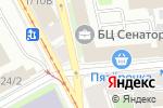 Схема проезда до компании О Два в Санкт-Петербурге