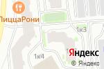 Схема проезда до компании Мой Мир в Санкт-Петербурге