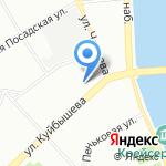 Moloko на карте Санкт-Петербурга