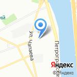 БетонГрупп на карте Санкт-Петербурга