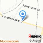 СКАТ-АВТО на карте Санкт-Петербурга