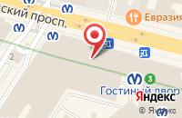 Схема проезда до компании Меди Издательство в Санкт-Петербурге