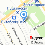 Питер дом на карте Санкт-Петербурга