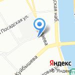 Element-Beton на карте Санкт-Петербурга