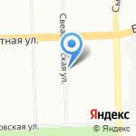 КСБ Оценка на карте Санкт-Петербурга
