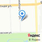 Свеаборгский на карте Санкт-Петербурга