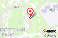 Схема проезда до компании Дива в Санкт-Петербурге