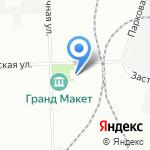 Русский Свет на карте Санкт-Петербурга