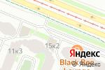 Схема проезда до компании Matreshka в Санкт-Петербурге