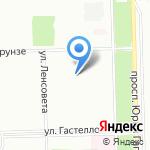 Locked room на карте Санкт-Петербурга