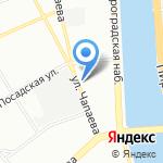 О плюс К-Маркетинг плюс консалтинг на карте Санкт-Петербурга