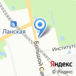 Эффективный маркетинг на карте Санкт-Петербурга