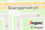 Схема проезда до компании Адвокат Кузнецов А.Л. в Санкт-Петербурге