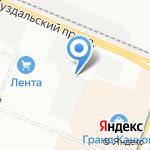 I-am-car.ru на карте Санкт-Петербурга
