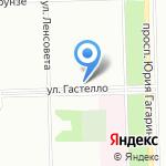 Ella на карте Санкт-Петербурга