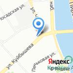 ИНТАРСИЯ на карте Санкт-Петербурга