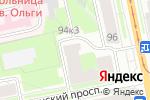 Схема проезда до компании Эксперт безопасности в Санкт-Петербурге