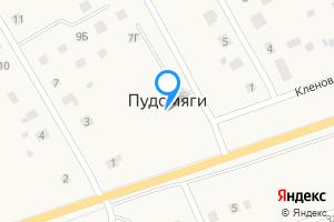 Комната в Коммунаре Гатчинский р-н, Пудомягское сельское поселение, д. Пудомяги