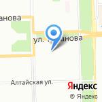 Учимся Вместе на карте Санкт-Петербурга