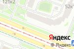 Схема проезда до компании Диоптра в Санкт-Петербурге