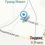 АльтЭль на карте Санкт-Петербурга