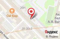 Схема проезда до компании Малуся и рогопед в Домодедово