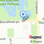 Современные Инженерные Системы на карте Санкт-Петербурга