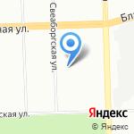 Wirken на карте Санкт-Петербурга