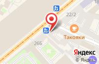 Схема проезда до компании Грантик в Дзержинском