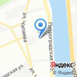 Чистота Сервис на карте Санкт-Петербурга
