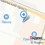 Alveola & Antonio на карте Санкт-Петербурга