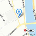 Answer Logistic на карте Санкт-Петербурга