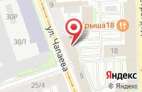 Схема проезда до компании Золотой Телец в Санкт-Петербурге