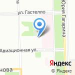 Петербургский энергетический институт повышения квалификации на карте Санкт-Петербурга