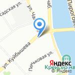 ДЕНТАЛ-СИТИ на карте Санкт-Петербурга