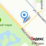 Новоселье на карте Санкт-Петербурга