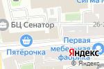 Схема проезда до компании БиоЛайн в Санкт-Петербурге