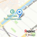 Центр медико-социальной реабилитации инвалидов по зрению на карте Санкт-Петербурга