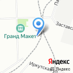 Мальтима Телеком на карте Санкт-Петербурга