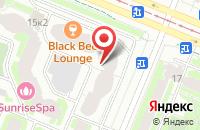 Схема проезда до компании РЕСО-Гарантия в Санкт-Петербурге